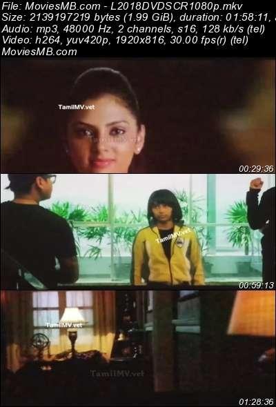 Lakshmi 2018 1080p DVDScr Tamil Full Movie Download