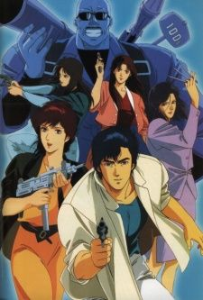 City Hunter's Cover Image