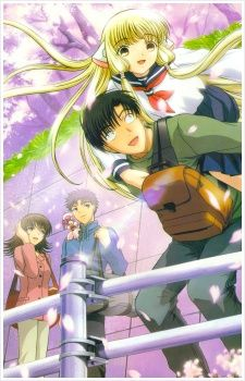 Chobits's Cover Image