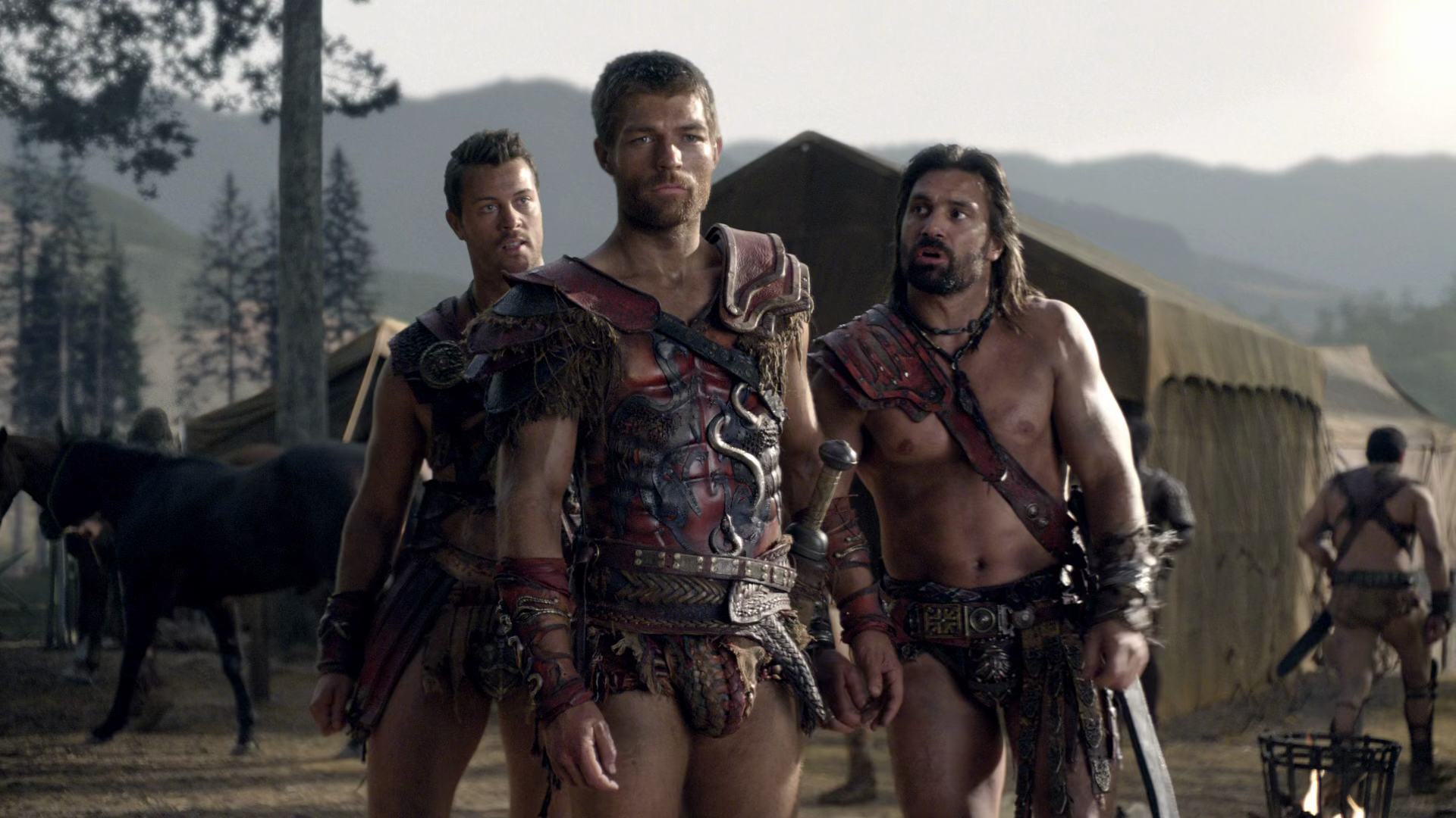 spartacus season 1 episodes download