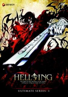 Hellsing Ultimate's Cover Image