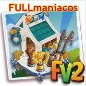 """Farmville 2 Nueva Construccion """"El Rack de Pesca"""""""