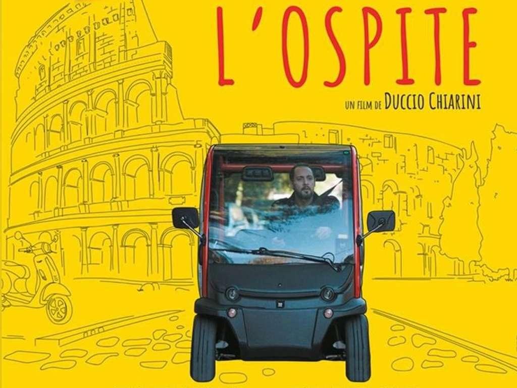 Ο Φιλοξενούμενος (L'Ospite / The Guest) Quad Poster Πόστερ