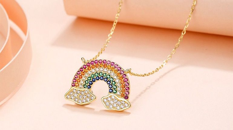 Celebrate Pride Month With These Rainbow Jewellery