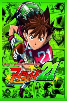 Eyeshield 21 Cover Image