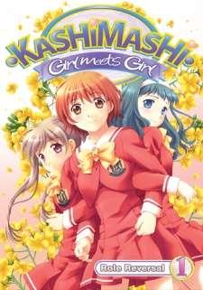 Kashimashi: Girl Meets Girl's Cover Image