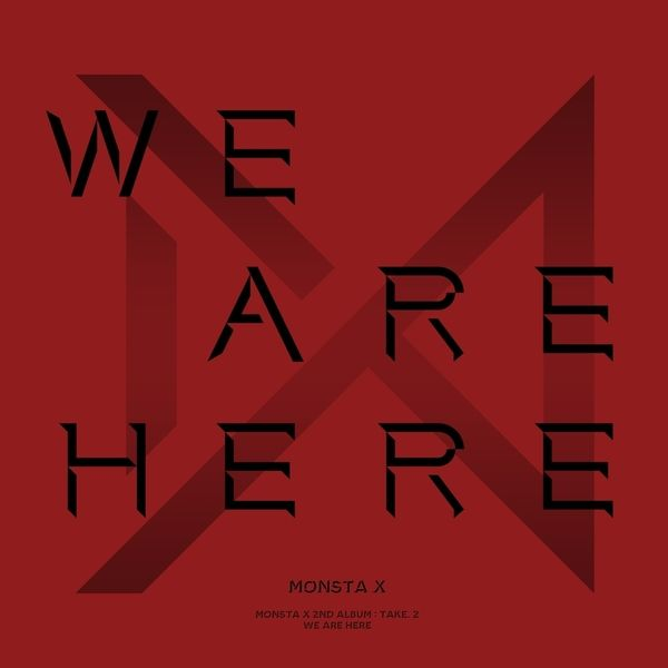 Download [Album] MONSTA X – WE ARE HERE – The 2nd Album Take