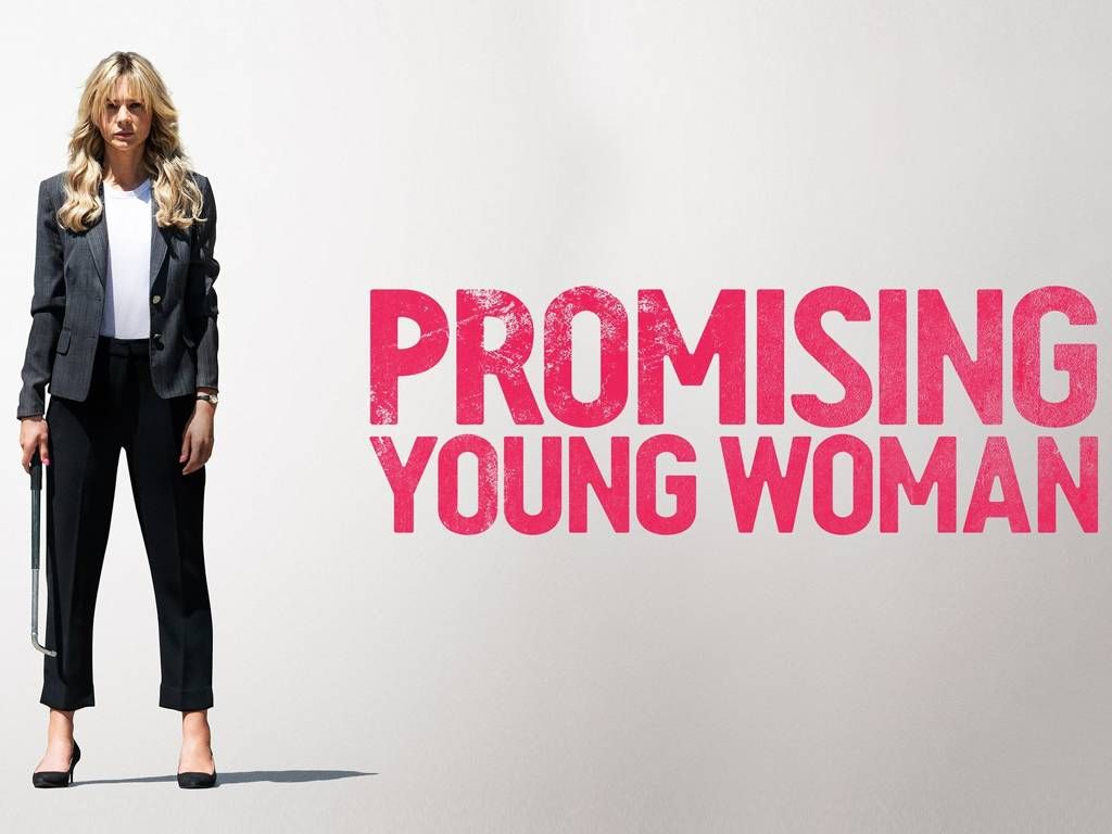 Promising Young Woman Quad Poster