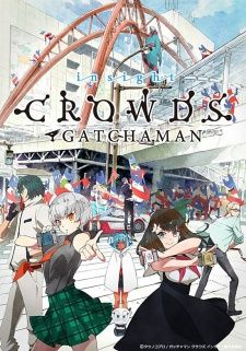Gatchaman Crowds Insight's Cover Image