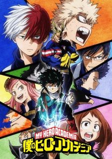 Boku no Hero Academia 2nd Season's Cover Image