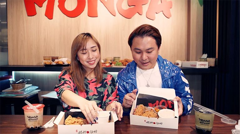 [My Food Picks] What's Good at Monga Singapore's First Sit-Down Outlet at SingPost Centre