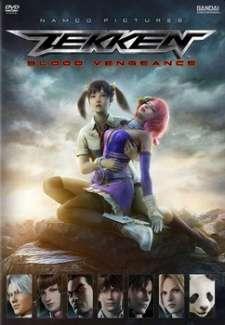 Tekken: Blood Vengeance's Cover Image
