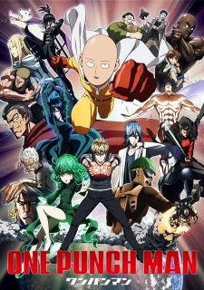 One Punch Man's Cover Image
