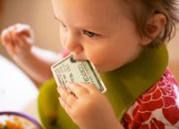 Может ли ребенок открыть счет в банке?