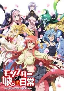 Monster Musume no Iru Nichijou's Cover Image