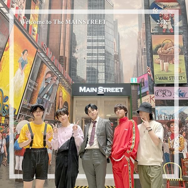 24k – Welcome to The MAINSTREET (MP3)