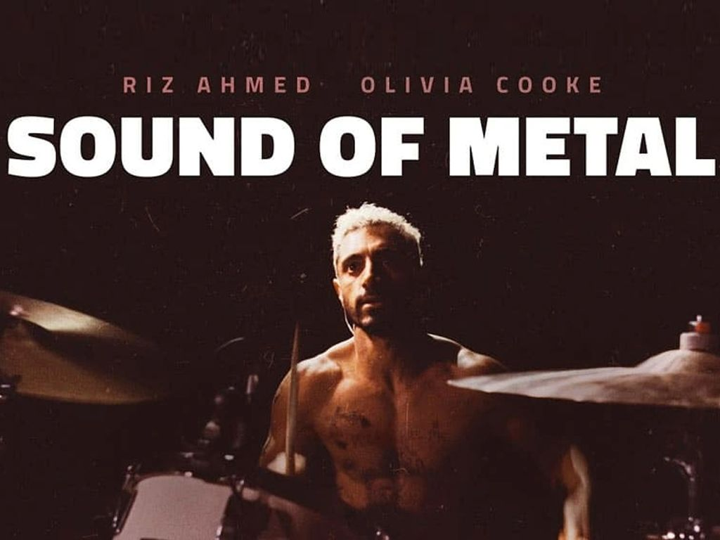 Sound of Metal Poster Πόστερ Wallpaper