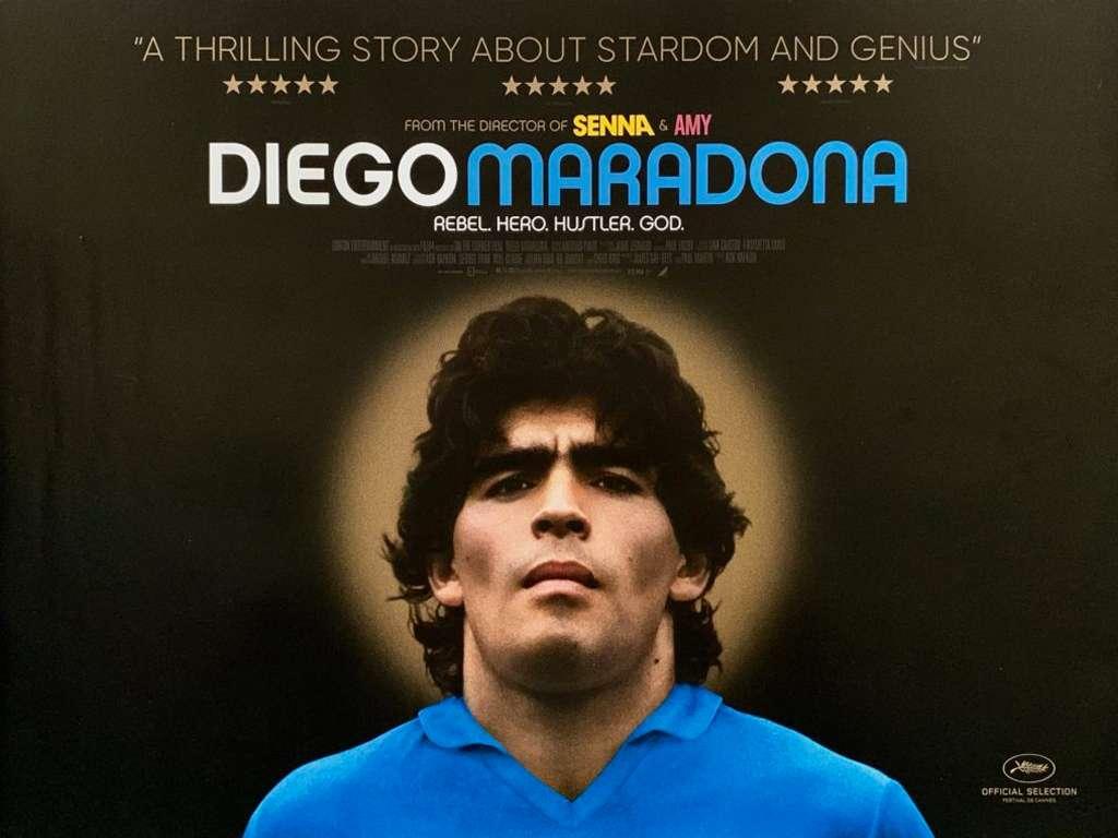 Ντιέγκο Μαραντόνα (Diego Maradona) Quad Poster Πόστερ