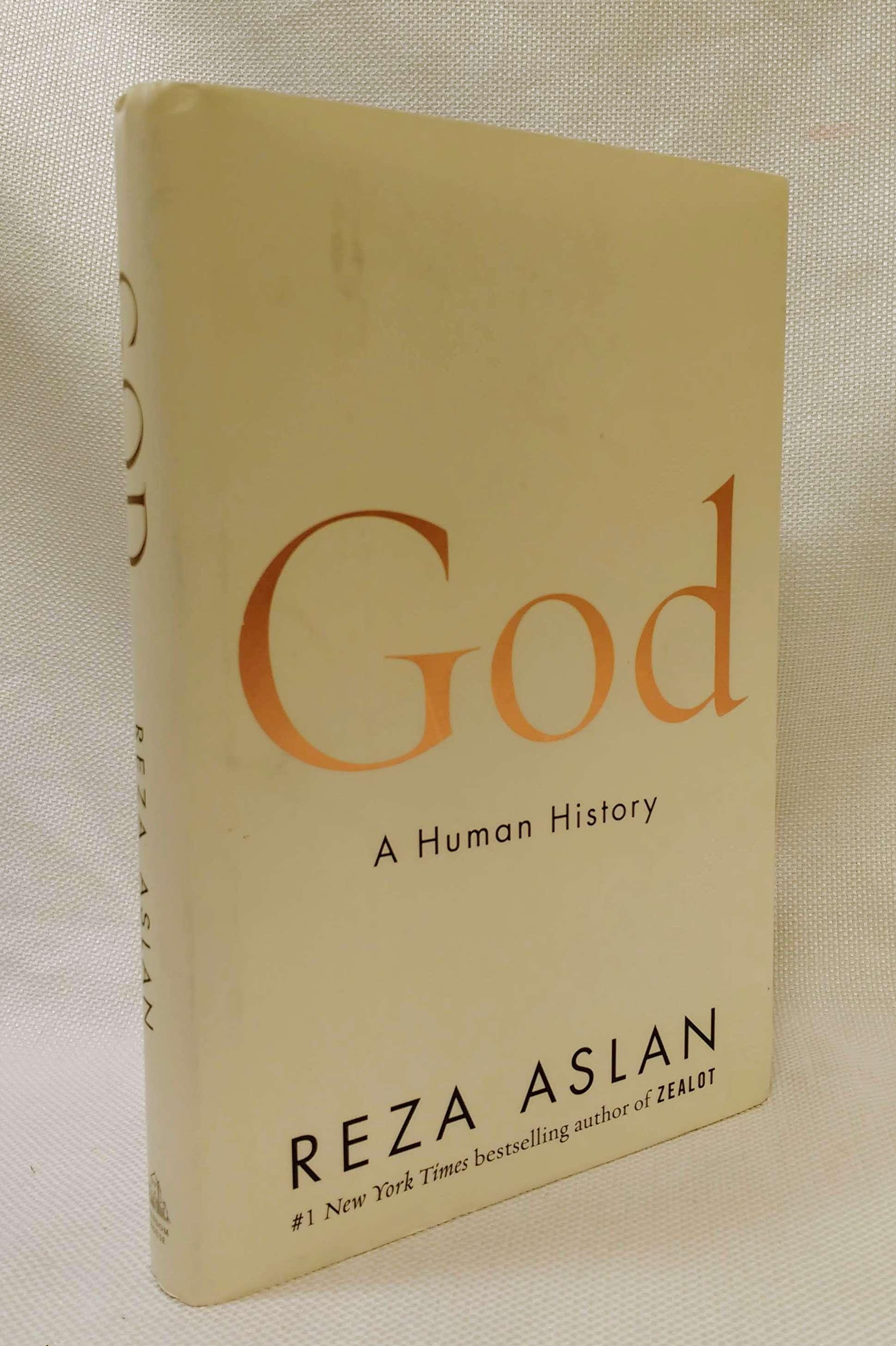 God: A Human History, Aslan, Reza