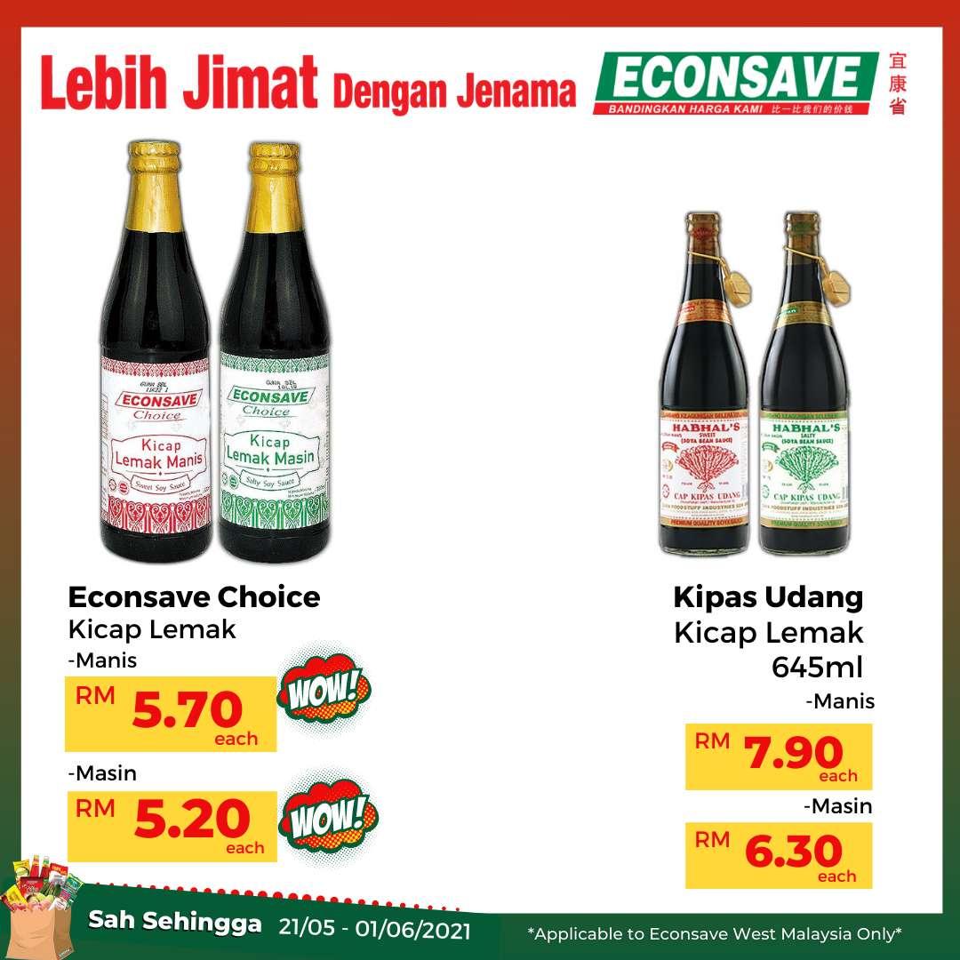 EconSave Catalogue (21 May 2021 - 1 June 2021)