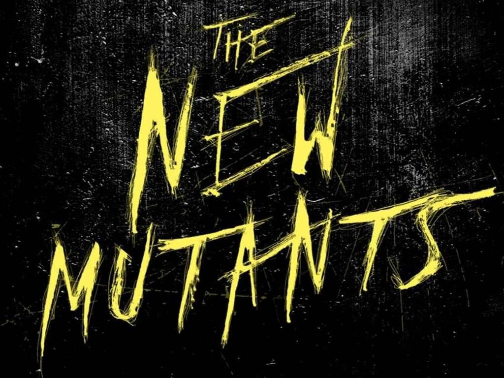 Οι Νέοι Μεταλλαγμένοι (The New Mutants) Quad Poster