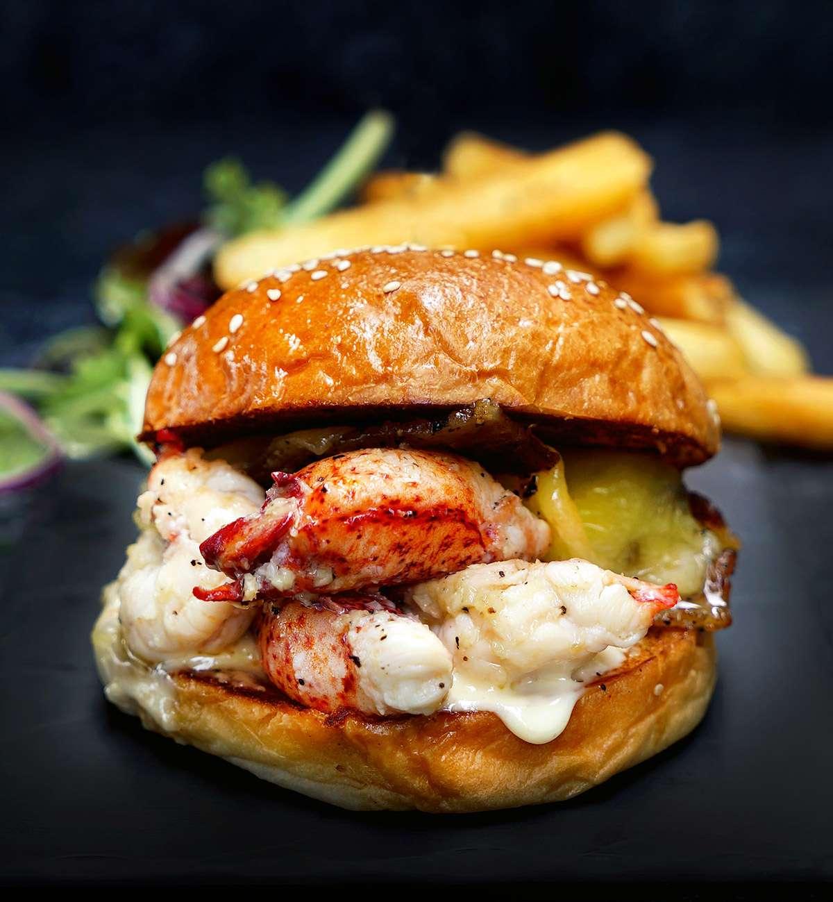 The Pelican Singapore Seafood Menu Lobster Fiesta