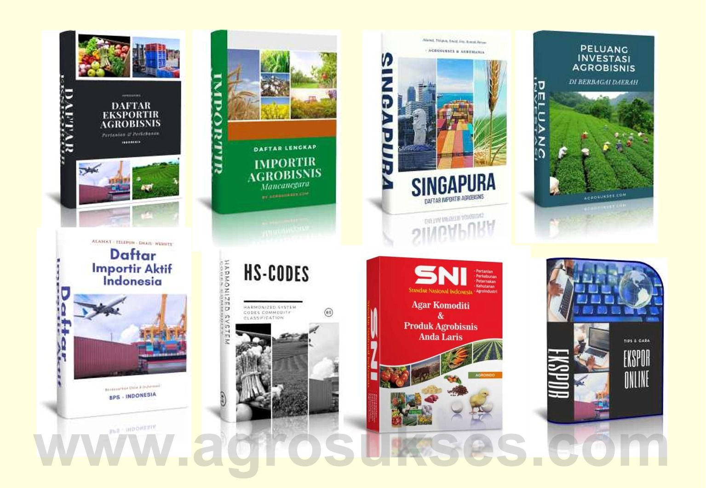 BONUS 8 EBOOK AGROBISNIS UNTUK SETIAP PEMBELIAN