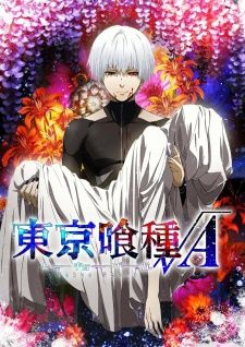 Tokyo Ghoul √A's Cover Image