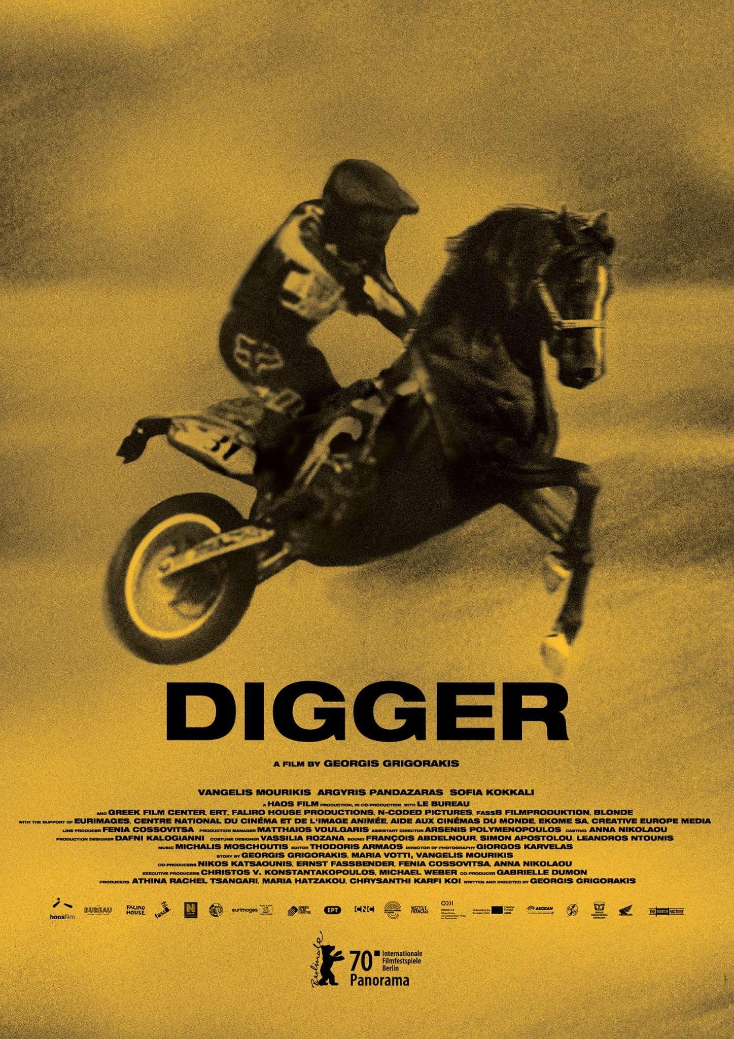 Digger Poster Πόστερ