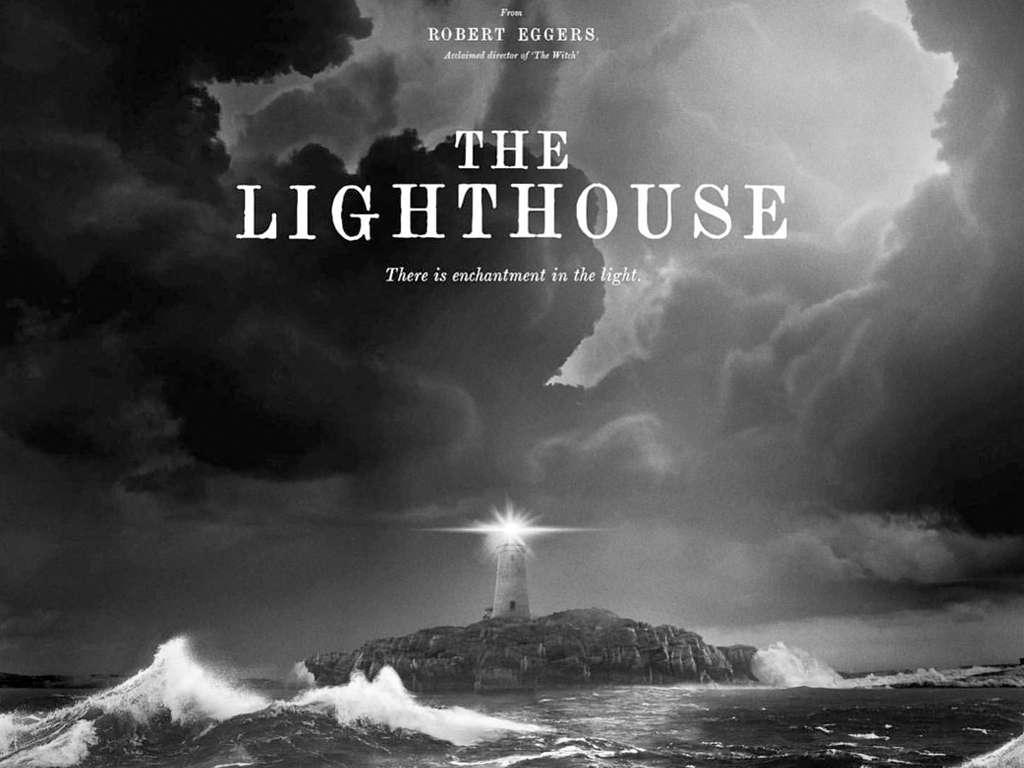 Ο Φάρος (The Lighthouse) Quad Poster