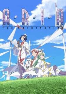 Aria The Origination's Cover Image