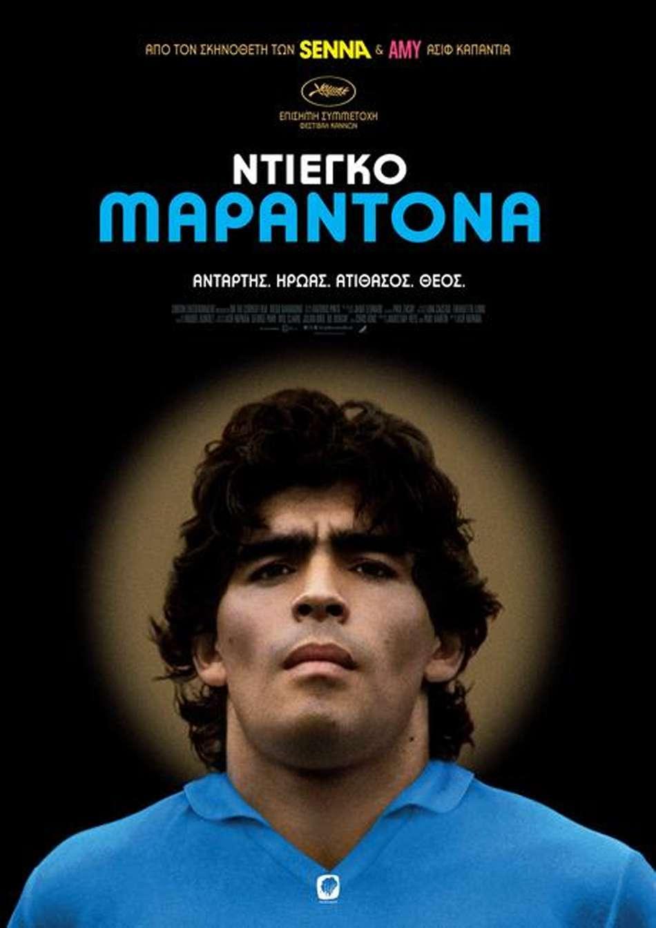 Ντιέγκο Μαραντόνα (Diego Maradona) Poster Πόστερ