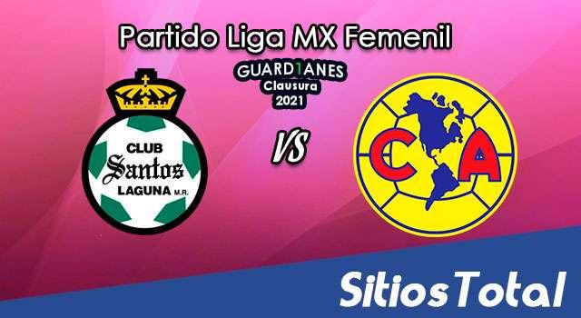 Santos vs América en Vivo – Transmisión por TV, Fecha, Horario, MxM, Resultado – J14 de Guardianes 2021 de la Liga MX Femenil