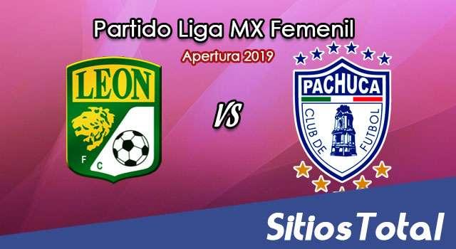 Ver León vs Pachuca en Vivo – Liga MX Femenil – Apertura 2019 – Jueves 22 de Agosto del 2019