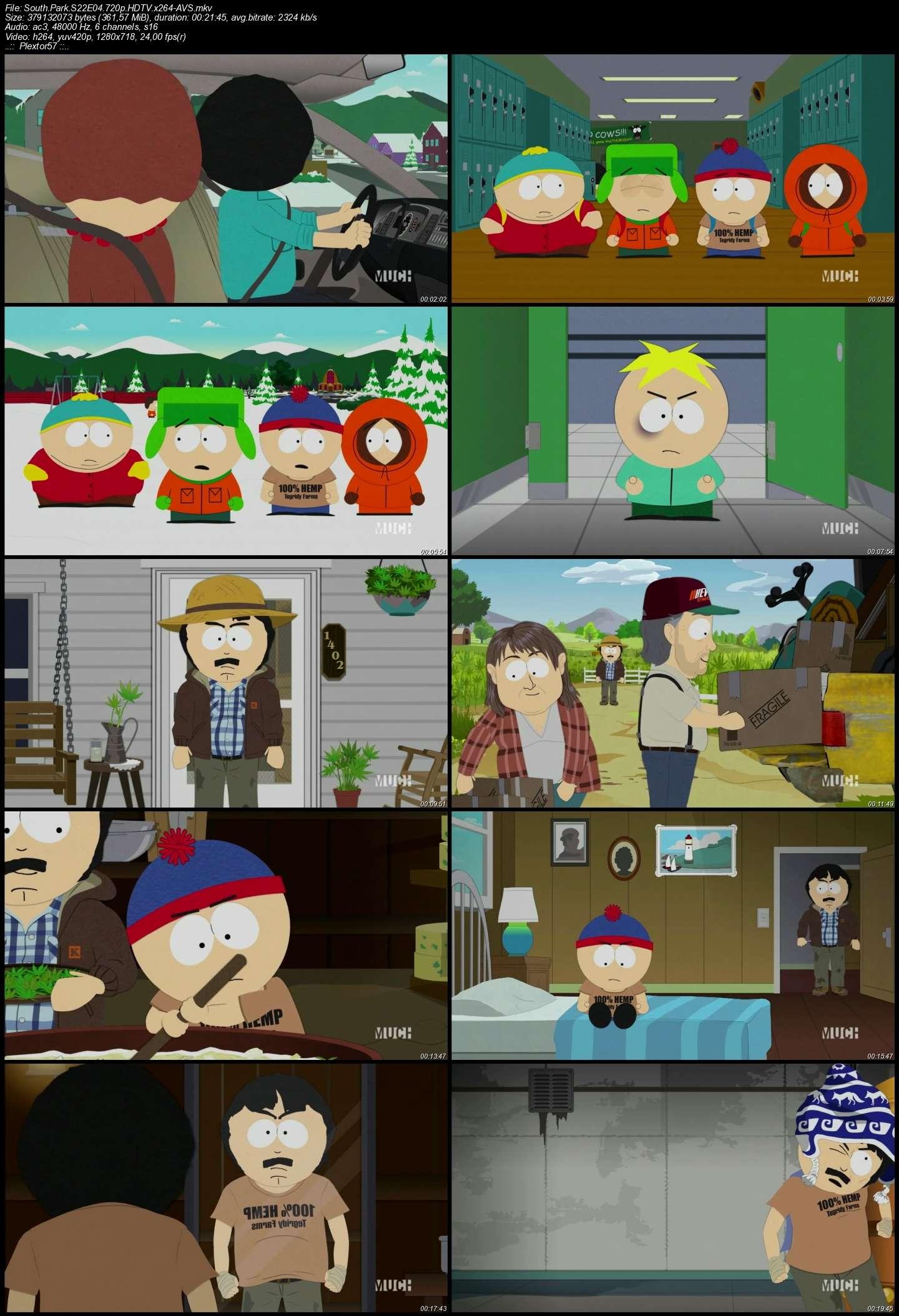 South Park Tüm Bölümler