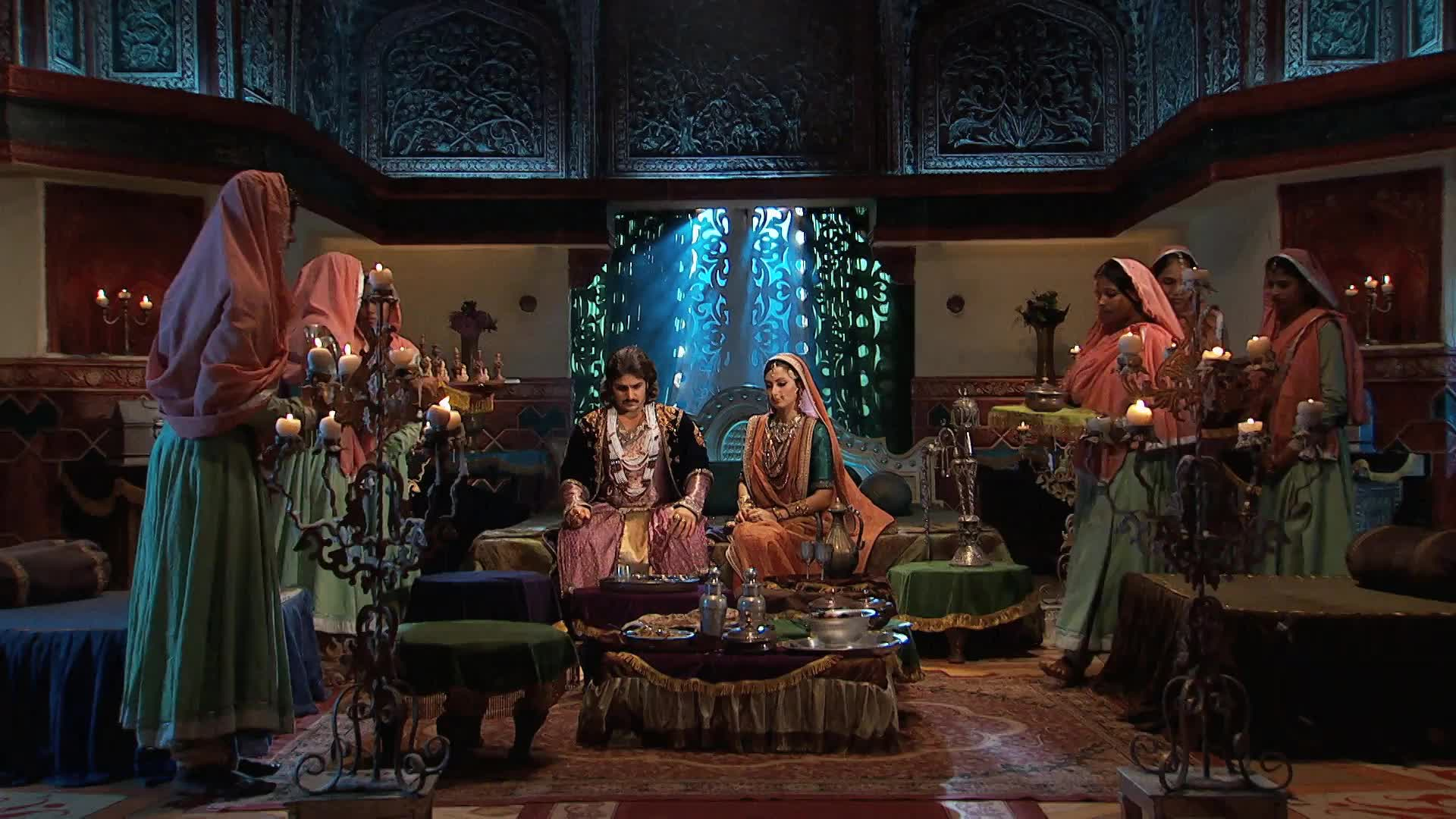 المسلسل الهندي التاريخي جودا أكبر الجزء الثاني (2013) [مدبلج] كامل 1080p تحميل تورنت 13 arabp2p.com