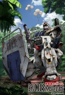 Mobile Suit Gundam: The 08th MS Team Cover Image
