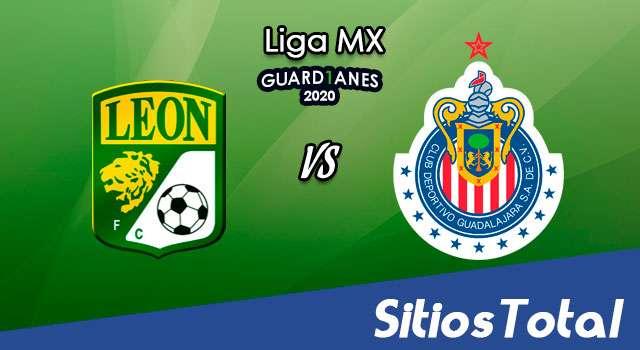 León vs Chivas en Vivo – Partido de Vuelta – Semifinal – Liga MX – Guardianes 2020 – Sábado 5 de Diciembre del 2020