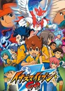 Inazuma Eleven Go's Cover Image