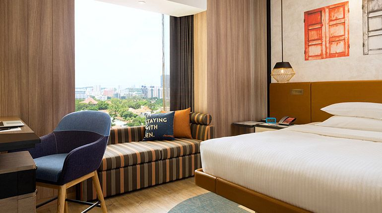 [Review] Unwind with a Weekend Staycation at Hotel Jen Tanglin Singapore by Shangri-La