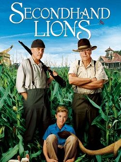 Secondhands Lions (2003).avi DVDRip MP3 - ENG Sub Ita