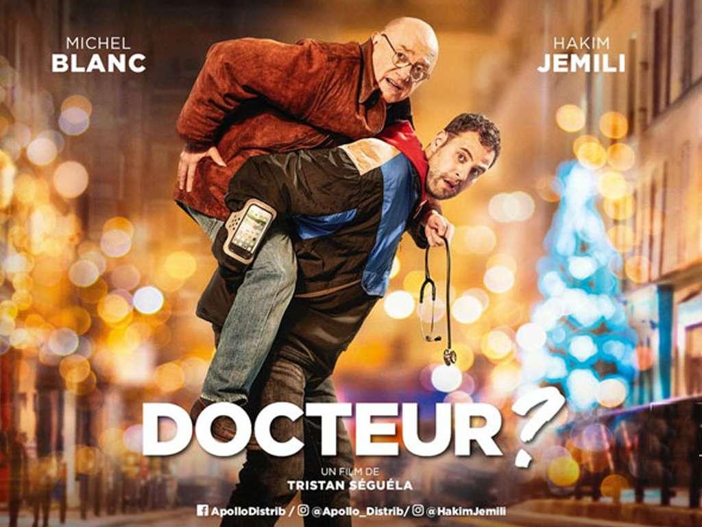 Ένα Γιατρό Παρακαλώ (Docteur?) Quad Poster
