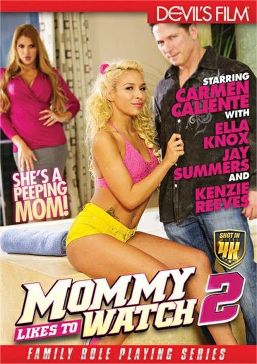 Мама Любит Смотреть 2   Mommy Likes to Watch 2