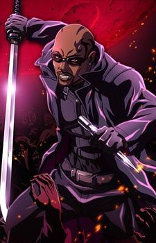Blade's Cover Image