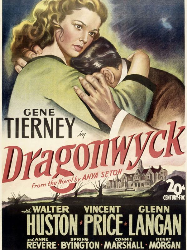 DRAGONWYCK ΜΙΡΑΝΤΑ Poster