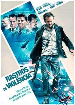Capa do Filme Rastros de Violência
