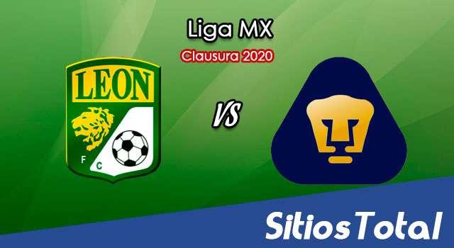 Ver León vs Pumas en Vivo – Clausura 2020 de la Liga MX