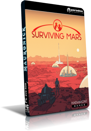 [Pc] Surviving Mars: Green Planet (2019) Full ENG