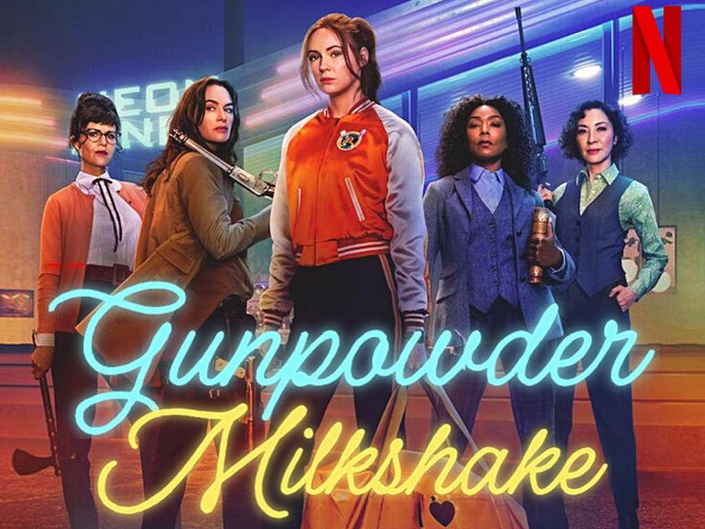 Εκρηκτικό Κοκτέιλ (Gunpowder Milkshake) - Trailer / Τρέιλερ Movie