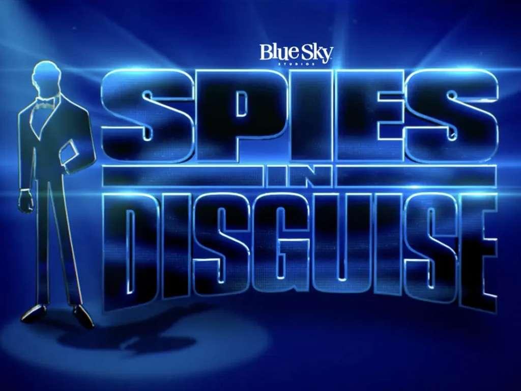 Μετα-Μορφωμένοι Πράκτορες (Spies in Disguise) - Trailer / Τρέιλερ Movie